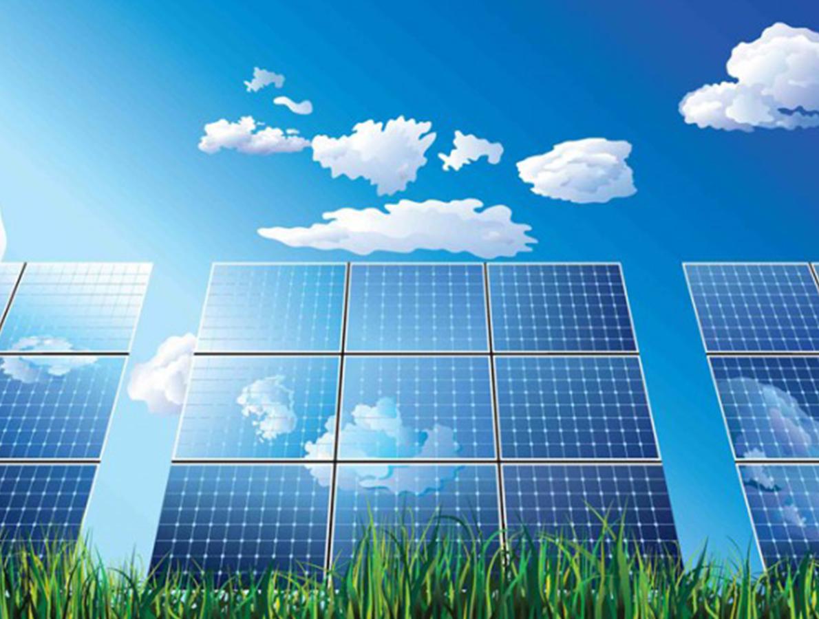 Fotovoltaik-Paneller