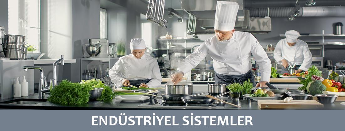 Senkron Mutfak Endüstriyel Sistemler Anasayfa